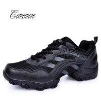 Comemore Dance Shoes Men Sneakers Black Latin Ballroom Shoes Flat Heel Dance Shoes For Men Heel Plus Size 44 Ballroom Men Shoes