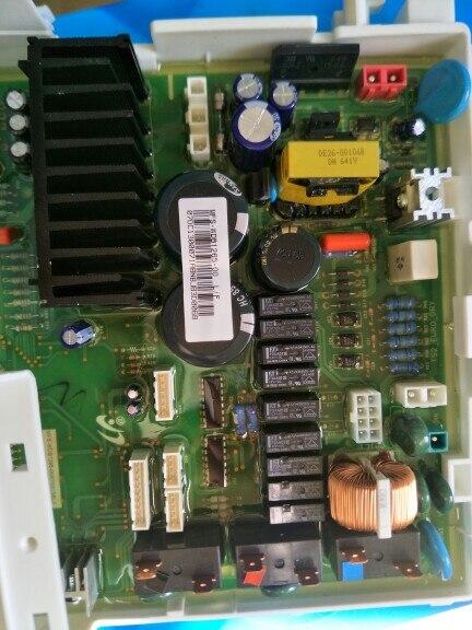 100% Nouveau/100% testé/affichage du menu Chinois/neuf relais/WD-B1265DR/WD-B1055S/1255 s de contrôle conseil pour Samsung tambour machine à laver