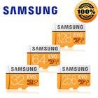 SAMSUNG tarjeta de memoria Micro SD 32G 64G 128g 256 tarjetas MicroSD SDHC SDXC Max 100MB/S EVO 32 GB 64 GB C10 TF Trans Flash