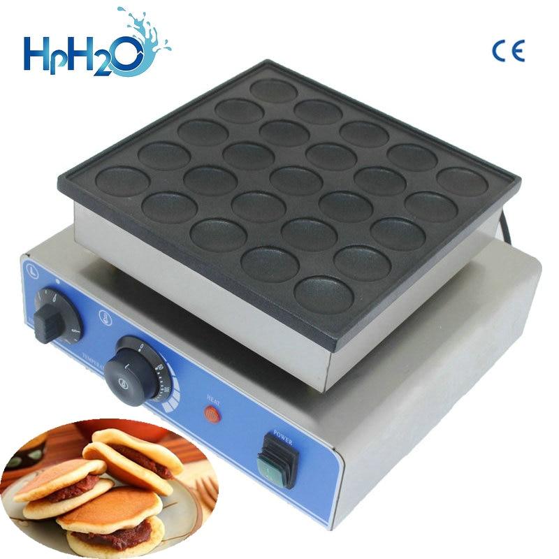Commercial haute qualité poffertjes grill machine/Mini Bouffées Crêpes Poffertjes Machine/Mini Crêpes Café