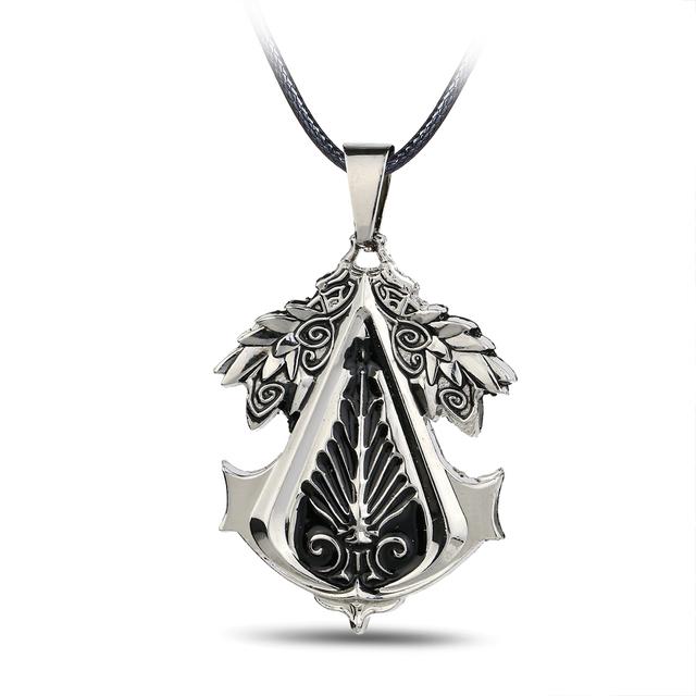 Ezio Deiss Mond Assassins Creed Pendant Necklace
