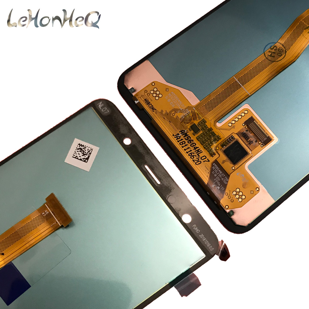 Image 5 - For Samsung Galaxy A7 A750 A750G SM A750F LCD Display Touch screen Digitizer Assembly For samsung A7 2018 A750 Original Display-in Mobile Phone LCD Screens from Cellphones & Telecommunications