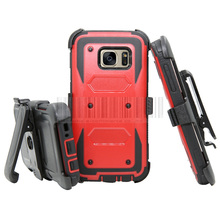 Heavy Duty Anti-Shock Future Armor Protective Case Cover+Holster With Belt Clip For Samsung Galaxy S7 G930 G9300