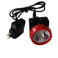 LD 4625 Cordless LED Mining Cap Light Head Lamp Free Shipping