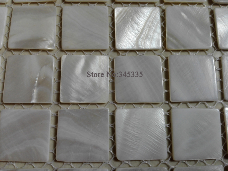 Mosaic Tile Groutless Mother