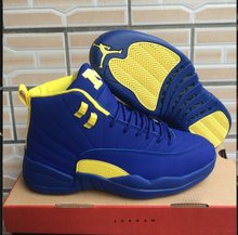 91a46b4d9d JORDAN 12 Basketball Shoes AJ12 Low help JORDAN Sneakers Men Basketball Shoes  Jordan 12 size 41-47