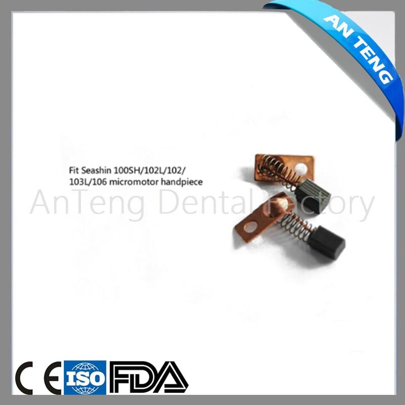 10 Pcs 3 1mm 3 1mm 5mm Carbon font b Brush b font for Electric Micromotor