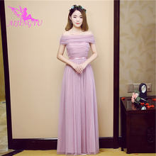AIJINGYU 2018 sexy prom dresses women s gown wedding party bridesmaid dress  BN569(China) 596e90cc2d1e