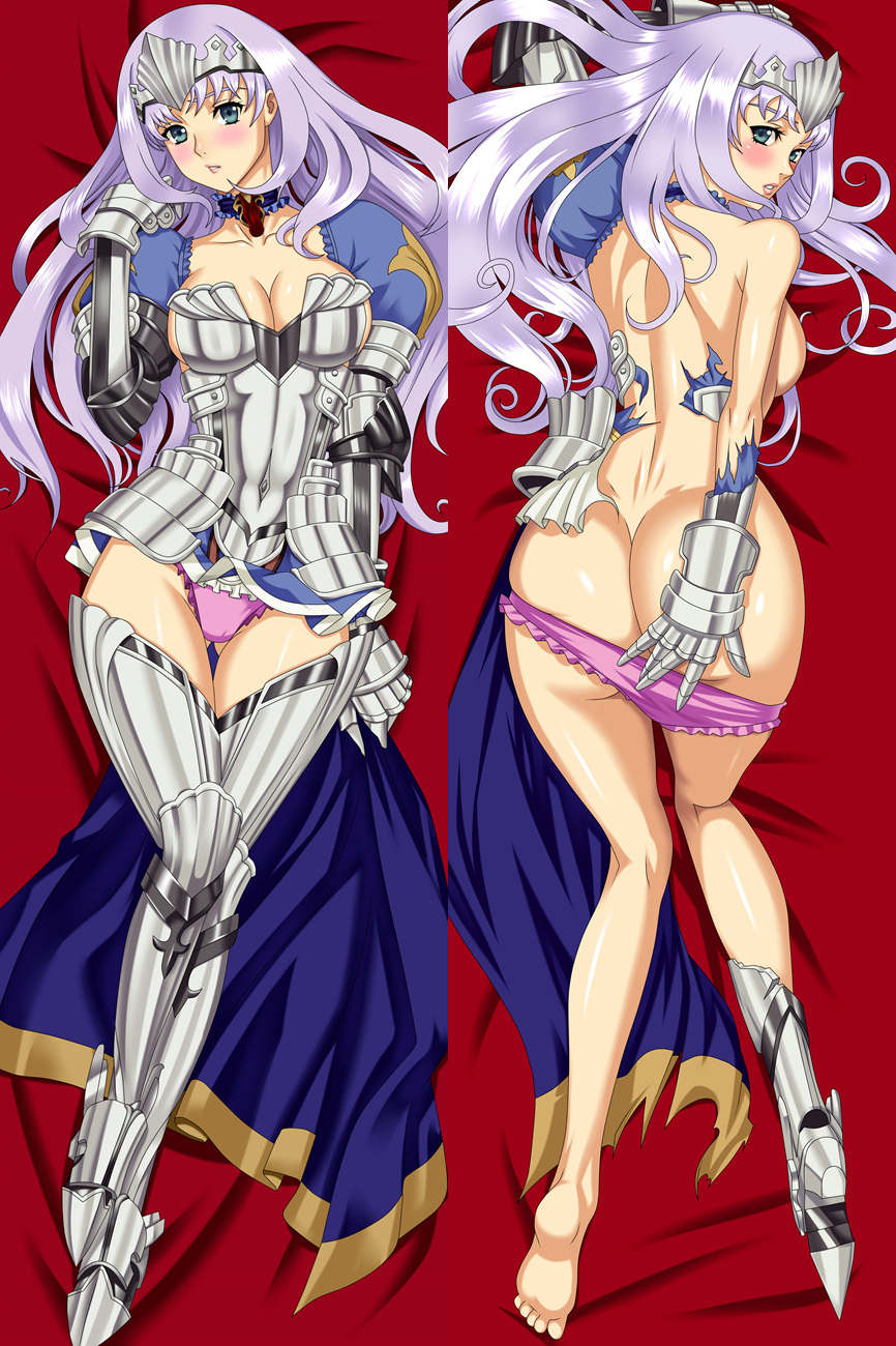 Hentai Characters regarding queen's blade anime characters sexy girl annelotte & airi tomoe