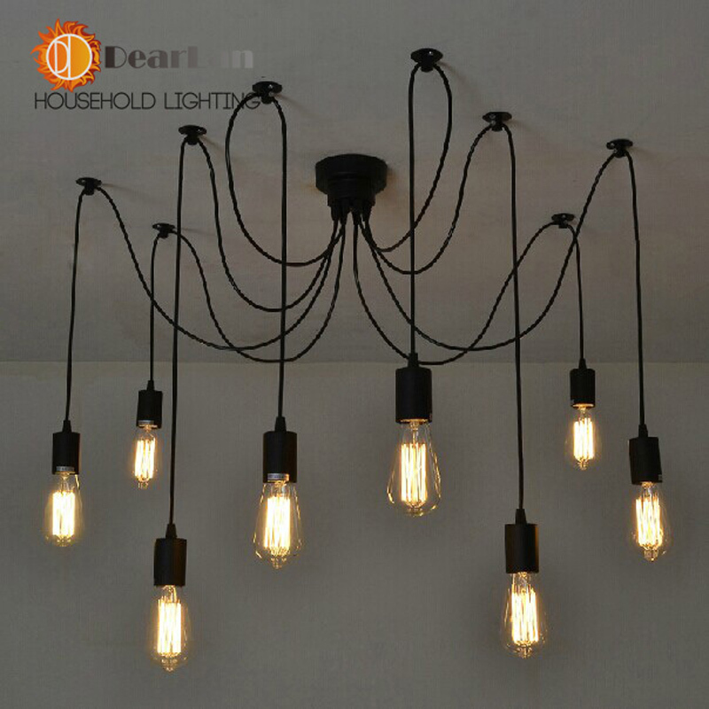 wire pendant lighting. Modren Lighting Good Looking Fashional Eletrical Wire Pendant Lights With 68101214  HeadsE27 Lamps For HomeRoomLiving RoomDD 50in From  Lighting T