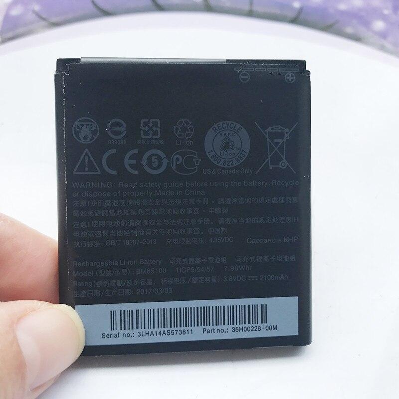 New High Quality 2100mAh BM65100 Battery For HTC Desire 601 501 510 619D ZARA 700 7060 6160 7088 E1 603e Mobile Phone