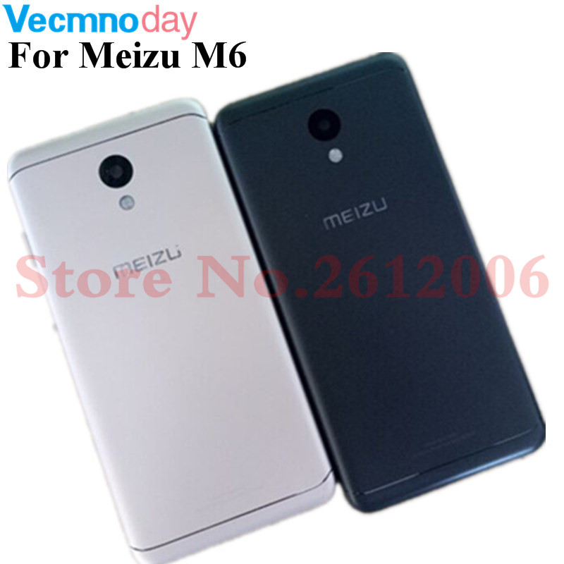 Worldwide delivery meizu m6 battery cover in NaBaRa Online