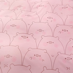 Image 5 - 지점 홈 섬유 킹 퀸 싱글 침구 러블리 돼지 핑크 이불 커버 시트 베개 케이스 소녀 아이 십대 침대 시트 세트