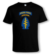 US ARMY, SPECIAL FORCES AIRBORNE Insignia MILITARY T-SHIRT Sizes to 3XL New T Shirts Funny Tops Tee Unisex