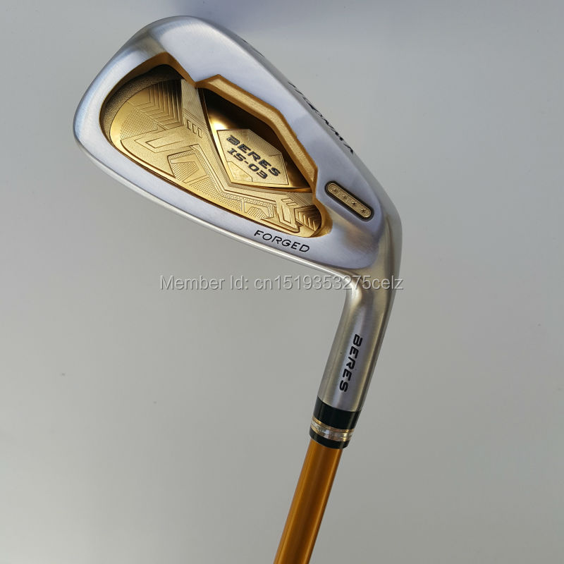 7 practice club HONMA IS 03 4 star golf irons a practice club graphite shaft