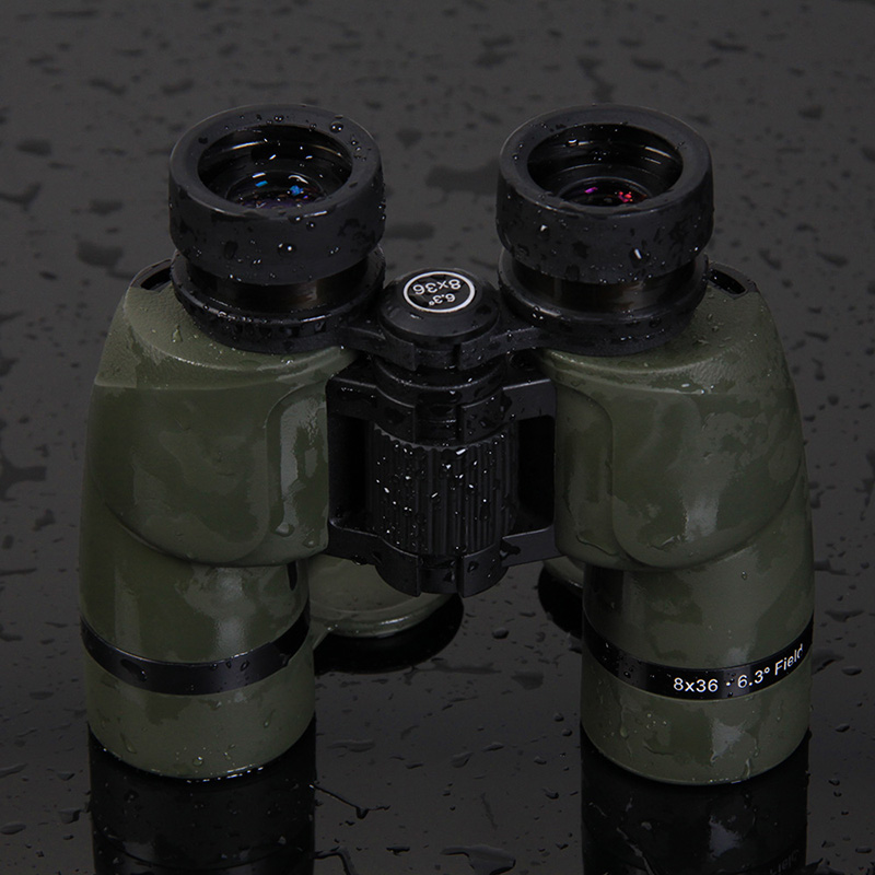ФОТО American Rolriss Catch Telescope Nitrogen Inflator Waterproof High Hd LLL Night Vision Infrared Wide-angle Binoculars Telescope