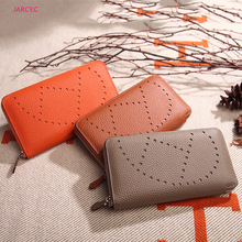 womens wallets and purses Genuine Leather Fashion Letter Long luxury wallet Hasp phone money bag slim designer purses цена и фото