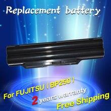 JIGU батареи ноутбука BP250 FPCBP250 FPCBP250AP Для Fujitsu LifeBook A530 A531 AH530 AH531 LH52/C LH520 LH530 PH521 CP477891