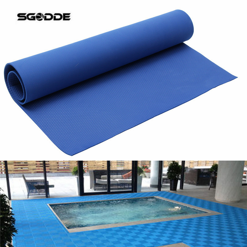 New Arrival Above Ground Swimming Pool Ladder Mat Step Pad Protection Parts  Various Sizes Pool Mat Swimming Pool & Accessories-in Pool & Accessories ...