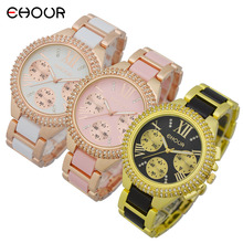 Fashion Crystal 2019 EHOUR Watch Women l
