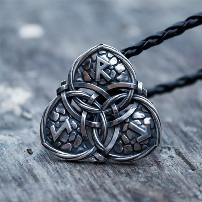 celtic-sterling-silver-pendant-with-triquetra-and-runes-symbols-ancient-treasures-viking-norse-mythology-ancient-egypt-thor-odin-mjolnir-celtic-4039683506242_2000x