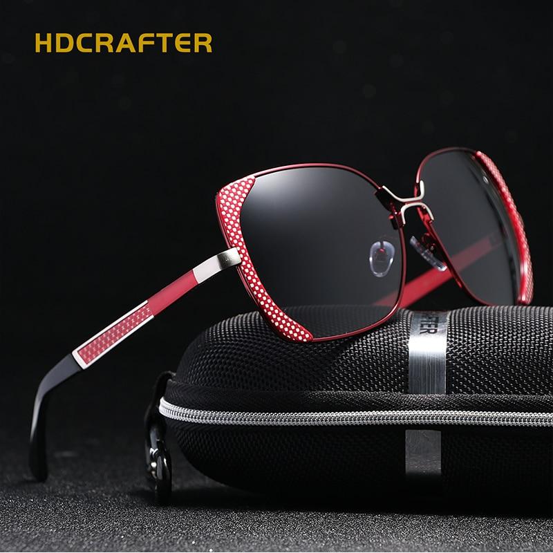 2017 New HDCRAFTER polarized sunglasses