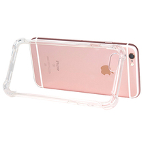 Anti-knock Soft Transparent TPU Case For iPhone 7 8 Plus  Full Cover For iPhone 8 Case 6S 5 5S SE X  Silicone for iPhone 8 Cases цена и фото