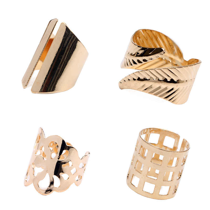 พังก์หญิงบิ๊กโอปอลแหวนตั้งR EtroโบราณเงินL Uckyลูกศรแหวนนิ้วสั้นสำหรับผู้หญิงหินเครื่องประดับวินเทจ