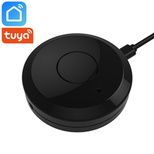 Tuya Smart Life App Smart Wifi IR Remote Control Universal Wireless Infrared Controller Smart Home Automation Alexa Google Home key fob gen5 z wave wireless small protable remote controller 4 buttons 8 scenes aeon labs smart home automation free shipping
