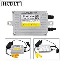 HCDLT AC 55 Вт быстрый запуск HID балласт DLT F5 тонкий реакторный блок зажигания для 12 в автомобильный светильник фары лампы комплект ксенон 55 Вт HID балласт