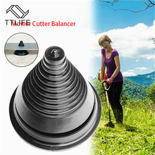 TTLIFE 60X50MM Mower Blade Balancer Tough ABS for Sharpening Balancing Blades Garden Supplies Mower Blade Balancer New Arrive