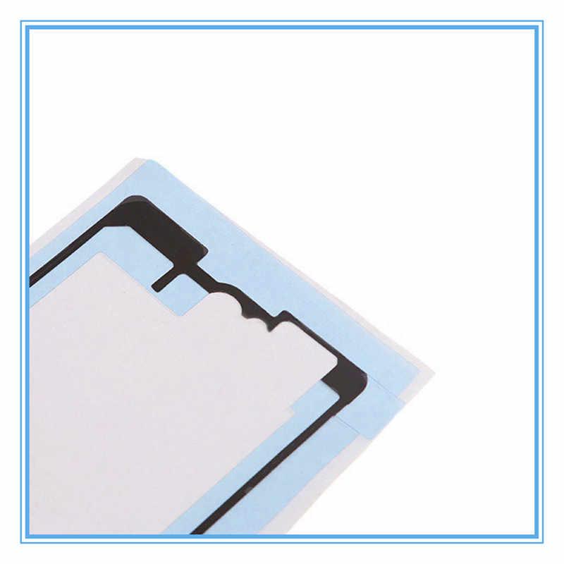 1 قطعة الأصل جديد خلفي عودة غولي ملصقا لاصق ل سوني اريكسون z1 الاتفاق d5503 z1 mini عودة غطاء البطارية الباب