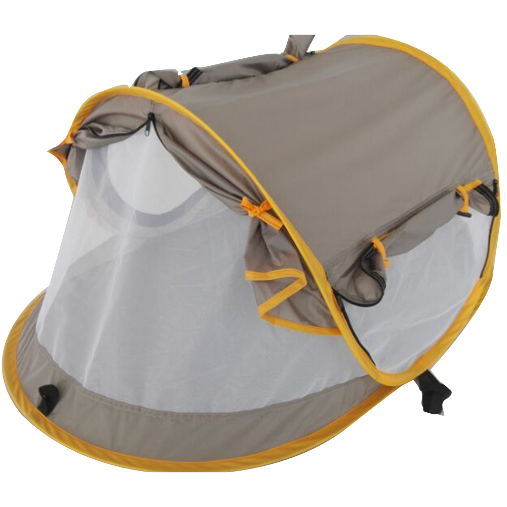 Children Kids Folding Camping Mosquito Net Tent Travel Beach Tent Outdoor Shelter Garden Sun Awning Marquee Tents China outdoor camping tent gazebo tente camping awning ultralight fishing tent mosquito net tents sun shelter sun shade 2 person