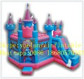 Factory direct Inflatable slide,Inflatable castle,Princess Castle Trampoline KYB-30