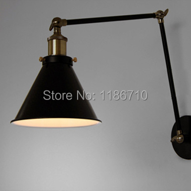 American country industrial wind restoring ancient ways is contracted wall lamp wall lamp northern Europe europe type restoring ancient ways the flag of non woven fabrics do old sitting room the bedroom tv setting wall paper sweet