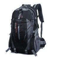 HU WAI JIAN FENG 40L Backpack Tear proof Nylon Professional Outdoor Bag Military Tactical Backpack Hunting Camping