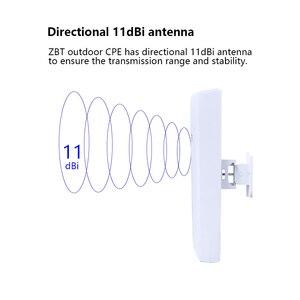 Image 4 - 屋外無線 Lan ブリッジ無線 Lan リピータ無線 Lan エクステンダーサポート WDS 5 キロワイヤレス屋外 CPE 無線 LAN ルータ 300 300mbps のアクセスポイント ap ルータ