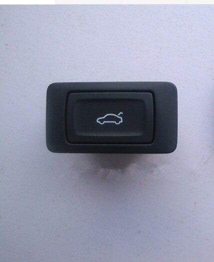 Serrure de couvercle de coffre de bouton de verrouillage de coffre /électrique pour A4 S4 A6 S6 A6 A7 pour Passat pour Octavia 3D0959831D Cadre lumineux