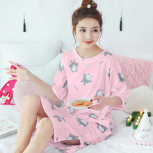 Summer Maternity Pijamas Breastfeeding Nursing Nightgowns For Nursing Mothers Breast Feeding Nightdress Pregnancy Night Dress