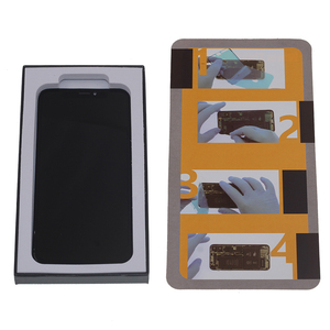 Image 3 - חדש LCD עבור iPhone X XS XR גמיש נוקשה קשה OLED LCD עבור iPhone X XS GX AMOLED תצוגת רך עם 3D מגע ערכת תיקון