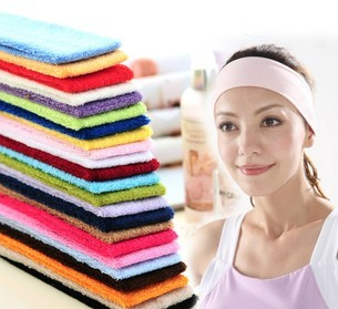 Analytical Xubchc 19 Pcs Korean Many Color Pink Yellow Yoga Hair Band Womens Headbands Hair Accessories Wedding Jewelry Colours Are Striking 10 Color