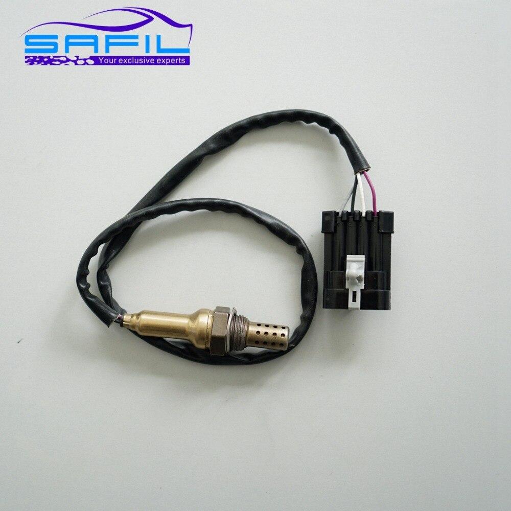 Lambda Sensor for Lifan 320/520/620/X60 BYD F3 1.6 oxygen refine oxygen sensor oxygen 25324175 25387326 25325632 25387326