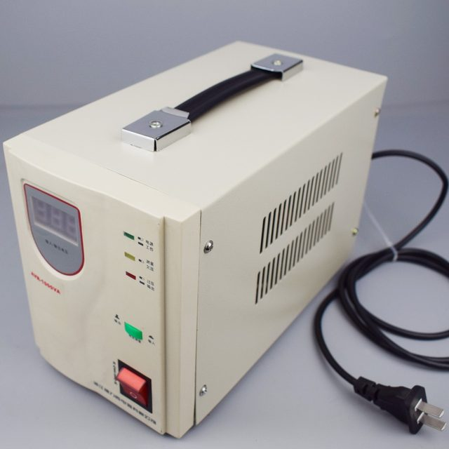 Online Shop New arrival voltage stabilizer AVR-1000VA 1000W 1KW 1KVA ...