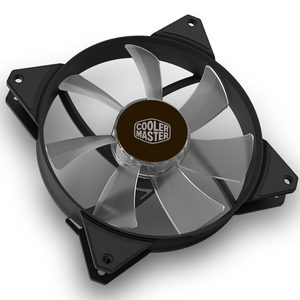Image 5 - Cooler Master MF140R ARGB 14cm RGB 5V/3PIN Computer Case Quiet PWM Fan PC CPU Cooler Radiator Water Cooling 140mm Replaces Fans