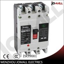 100 Ампер переменного тока 3-полюсный cm1 типа формованные чехол тип автоматический выключатель mccb
