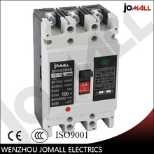 цена на 100 Amp 3 pole cm1 type Moulded case type circuit breaker mccb