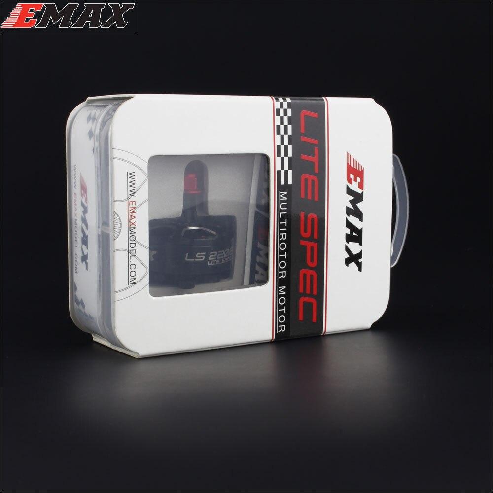 1 set EMAX LS2207 1900KV/2400KV/2550kv 4~6S Motor for FPV RACER Quadcopter RC Drone kv rezac 15935004