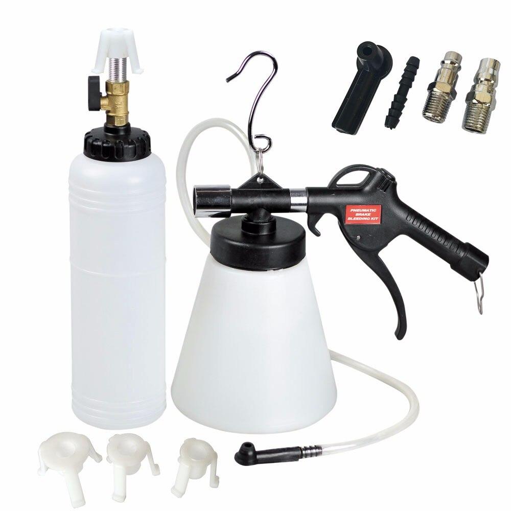 Liquide De Frein pneumatique Extracteur Pour Voitures/Camions/Motos et Purge de Frein/Purge Kit-Livraison Gratuite