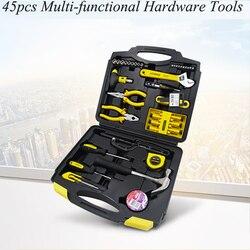 Zestaw narzędzi do domu wielofunkcyjne narzędzia metalowe zestaw naprawczy elektryka MC-045-23