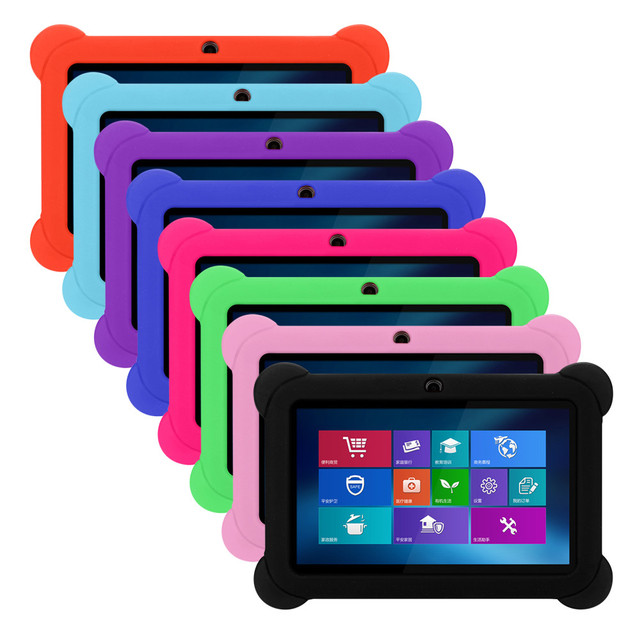 Silicone Gel Protective Back Case Cover For 7 Inch Android Tablet Q88 Silicone Gel Protective Back Case Cover  A.3